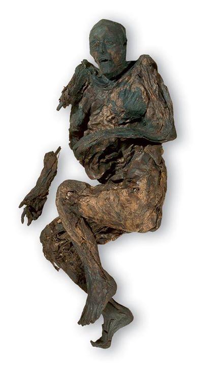 جسد زن دانماركی متعلق به دوهزار سال پیش
